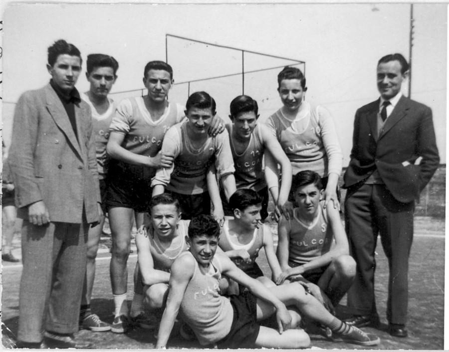 Fulgor 1951-1952